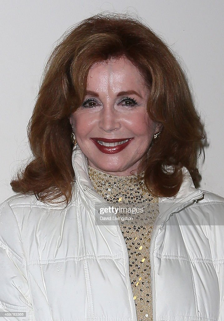 Actress <a gi-track='captionPersonalityLinkClicked' href=/galleries/search?phrase=Suzanne+Rogers+-+Actress&family=editorial&specificpeople=13902592 ng-click='$event.stopPropagation()'>Suzanne Rogers</a> attends the 83rd Annual Hollywood Christmas Parade on November 30, 2014 in Hollywood, California.