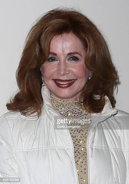 Actress Suzanne Rogers attends the 83rd Annual Hollywood Christmas Parade on November 30 2014 in Hollywood California