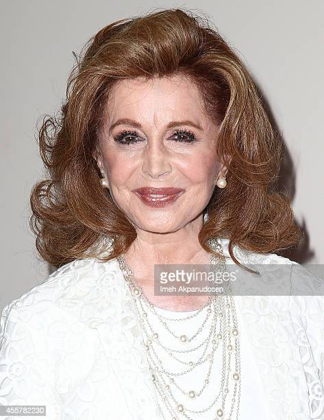Actress Suzanne Rogers attends the Operation Smile Gala at the Beverly Wilshire Four Seasons Hotel on September 19 2014 in Beverly Hills California