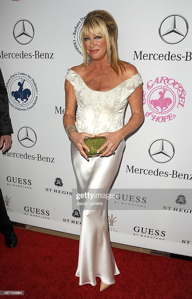 How Suzanne Somers Keeps Her Sex Life Steamy At 67 | HuffPost |Suzanne Somers 2014