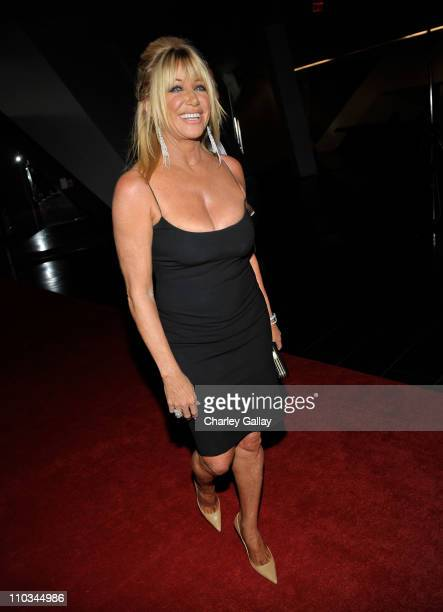 Actress Suzanne Somers attends the 'Precious' Pre Gala Screening Cocktail Reception Hosted by BlackBerry held at the Royal Ontario Museum during 2009...