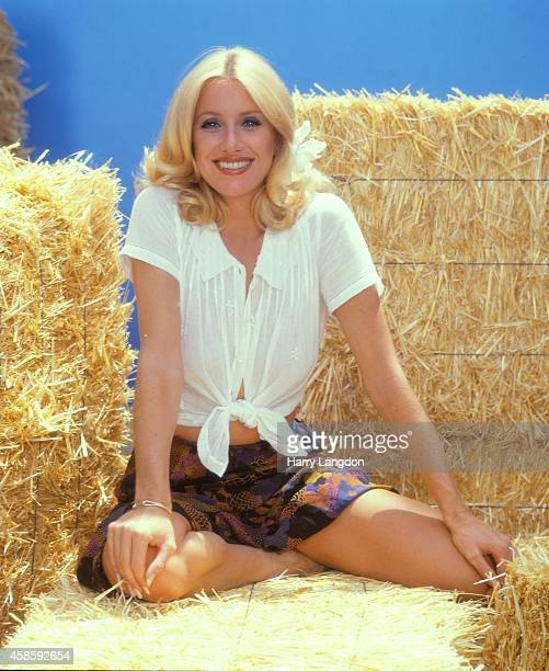 Actress Suzanne Somers poses for a portrait in 1979 in Los Angeles California