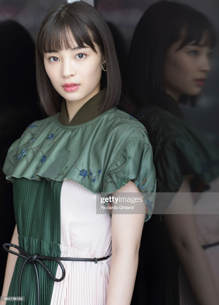 Actress Suzu Hirose is photographed for Self Assignment on September 4, 2017 in Venice, Italy. (Photo by Riccardo Ghilardi/Contour by Getty Images).