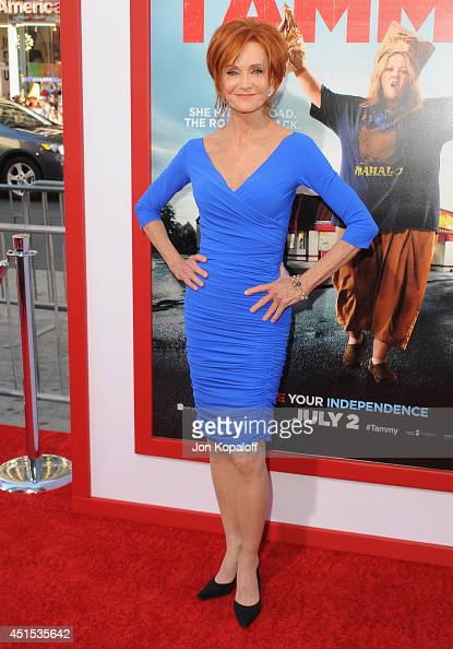 Actress Swoosie Kurtz arrives at the Los Angeles Premiere 'Tammy' at TCL Chinese Theatre on June 30 2014 in Hollywood California