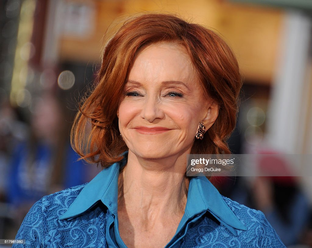 Actress Swoosie Kurtz arrives at the premiere of USA Pictures' 'The Boss' at Regency Village Theatre on March 28 2016 in Westwood California