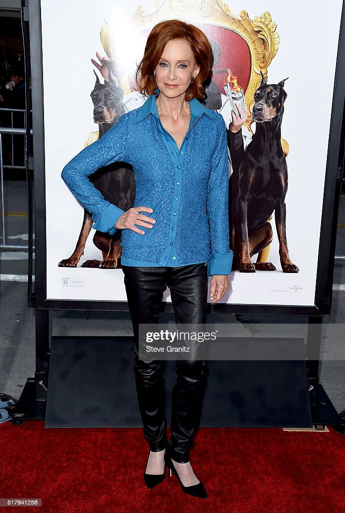 Actress Swoosie Kurtz attends the premiere of USA Pictures' 'The Boss' at Regency Village Theatre on March 28 2016 in Westwood California