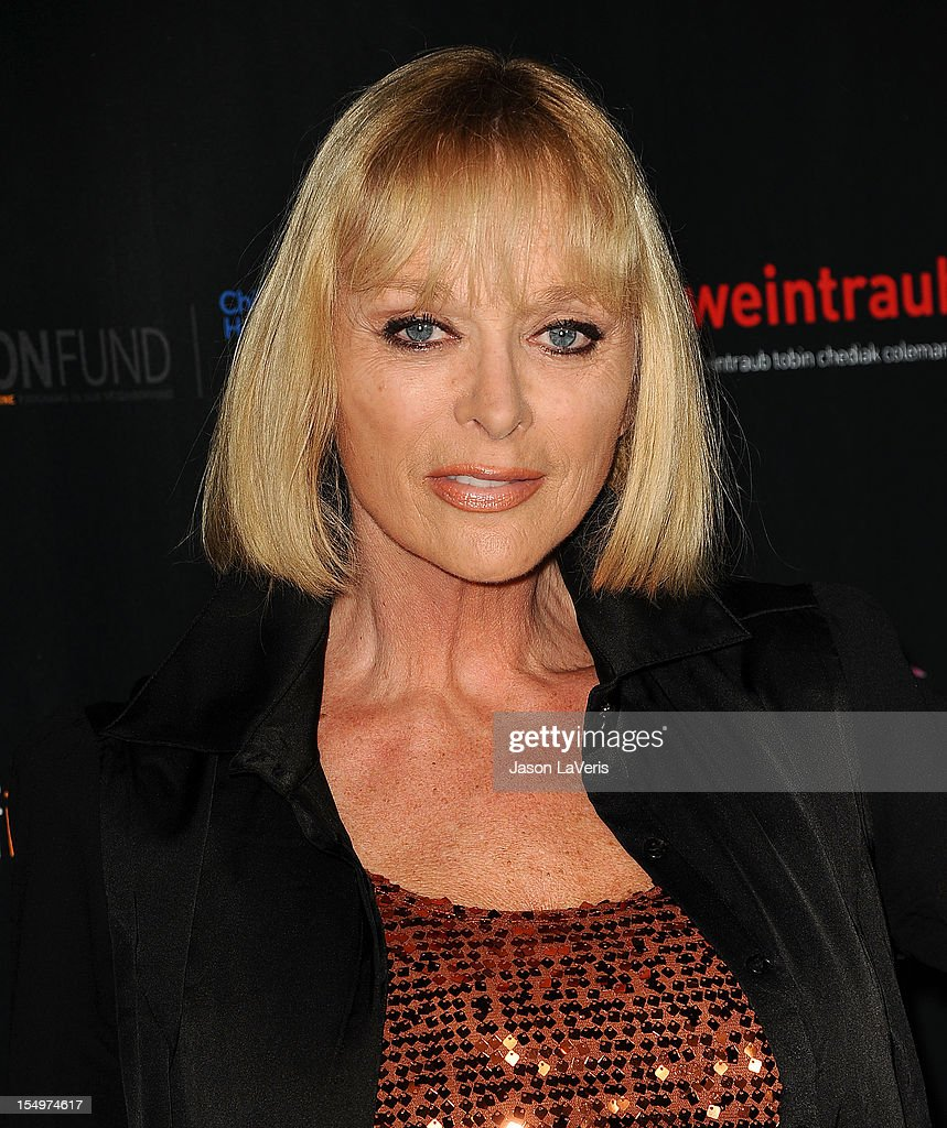 Actress Sybil Danning attends the sCare Foundation's 2nd annual Halloween benefit event at The Conga Room at L.A. Live on October 28, 2012 in Los Angeles, California.