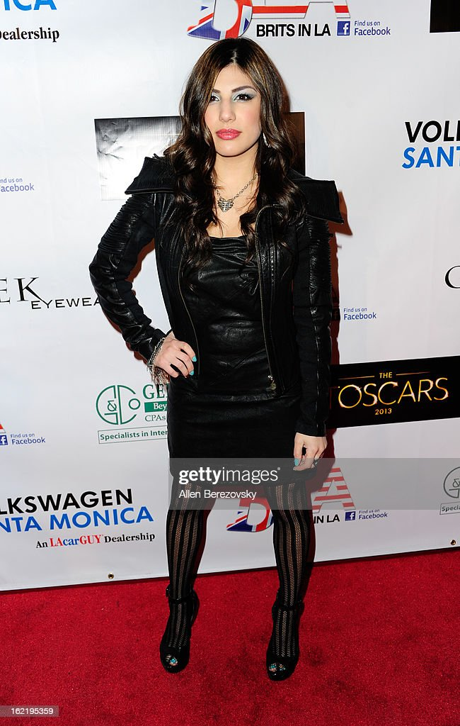 Actress Syd Duran attends the 6th Annual Toscar Awards at the Egyptian Theatre on February 19, 2013 in Hollywood, California.