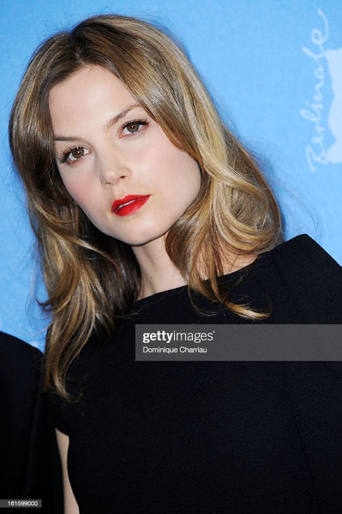 Actress Sylvia Hoeks attends the 'The Best Offer' Photocall during the 63rd Berlinale International Film Festival at the Grand Hyatt Hotel on February 12, 2013 in Berlin, Germany.