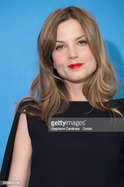 Actress Sylvia Hoeks attends the 'The Best Offer' Photocall during the 63rd Berlinale International Film Festival at Grand Hyatt Hotel in Berlin
