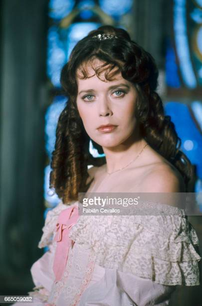 Actress Sylvia Kristel plays the role of Maria Theresa in the 1979 British film The Fifth Musketeer The movie by director Ken Annakin is also known...