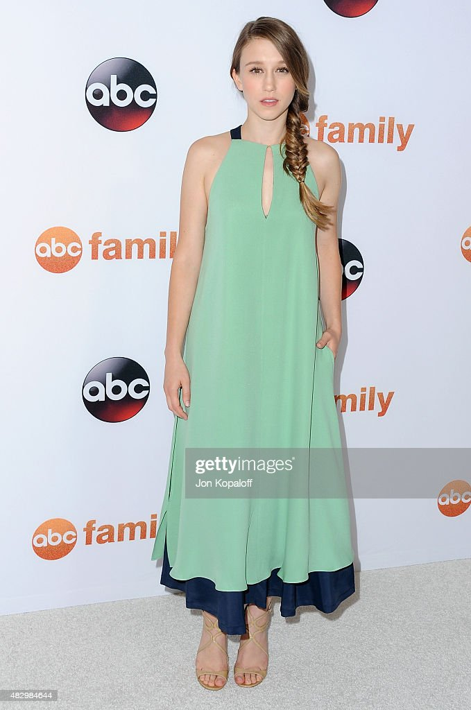 Disney ABC Television Group's 2015 TCA Summer Press Tour - Arrivals