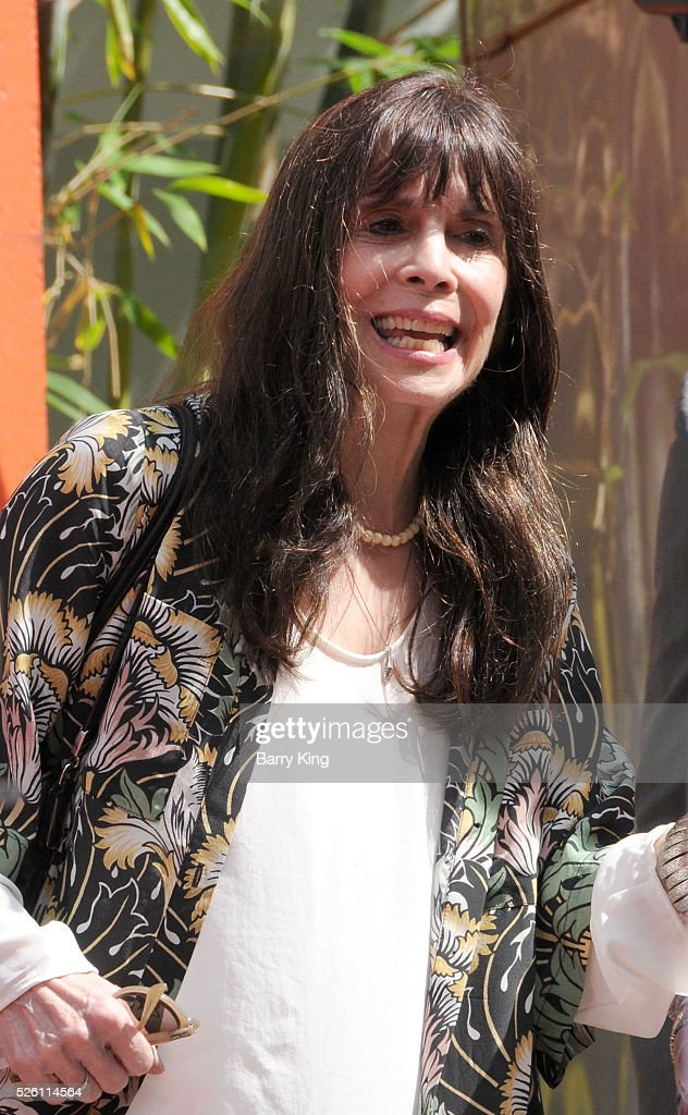 Actress <a gi-track='captionPersonalityLinkClicked' href=/galleries/search?phrase=Talia+Shire&family=editorial&specificpeople=769157 ng-click='$event.stopPropagation()'>Talia Shire</a> attends Francis Ford Coppola Hand and Footprint Ceremony at TCL Chinese Theatre IMAX on April 29, 2016 in Hollywood, California.