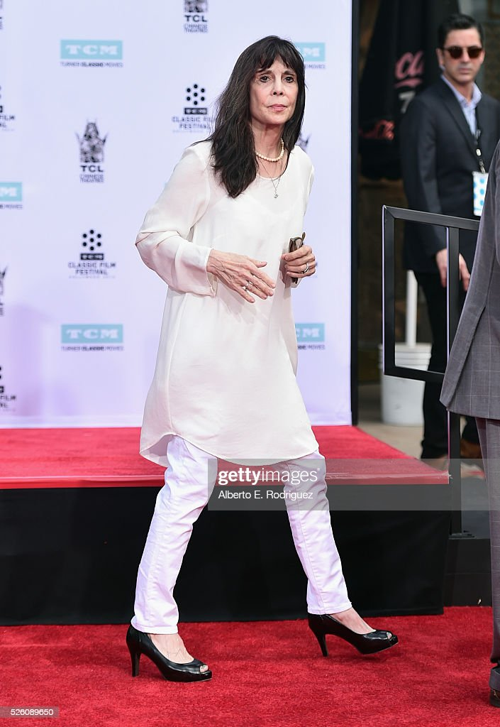 Actress <a gi-track='captionPersonalityLinkClicked' href=/galleries/search?phrase=Talia+Shire&family=editorial&specificpeople=769157 ng-click='$event.stopPropagation()'>Talia Shire</a> attends the Francis Ford Coppola Hand and Footprint Ceremony during the TCM Classic Film Festival 2016 on April 29, 2016 in Los Angeles, California. 25826_006