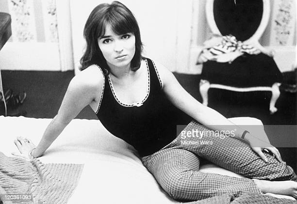 Actress Talitha Pol 1965