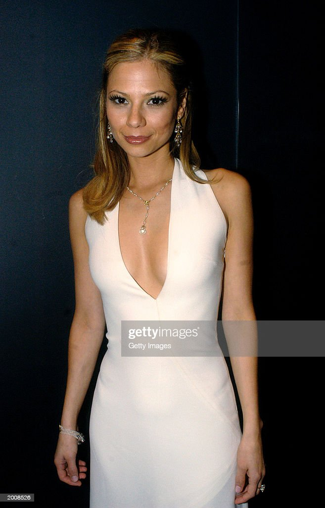 Actress Tamara Braun appears at the ABC after party for the 30th Annual Daytime Emmy Awards at the Sea Grill Restaurant May 16, 2003 in New York City.