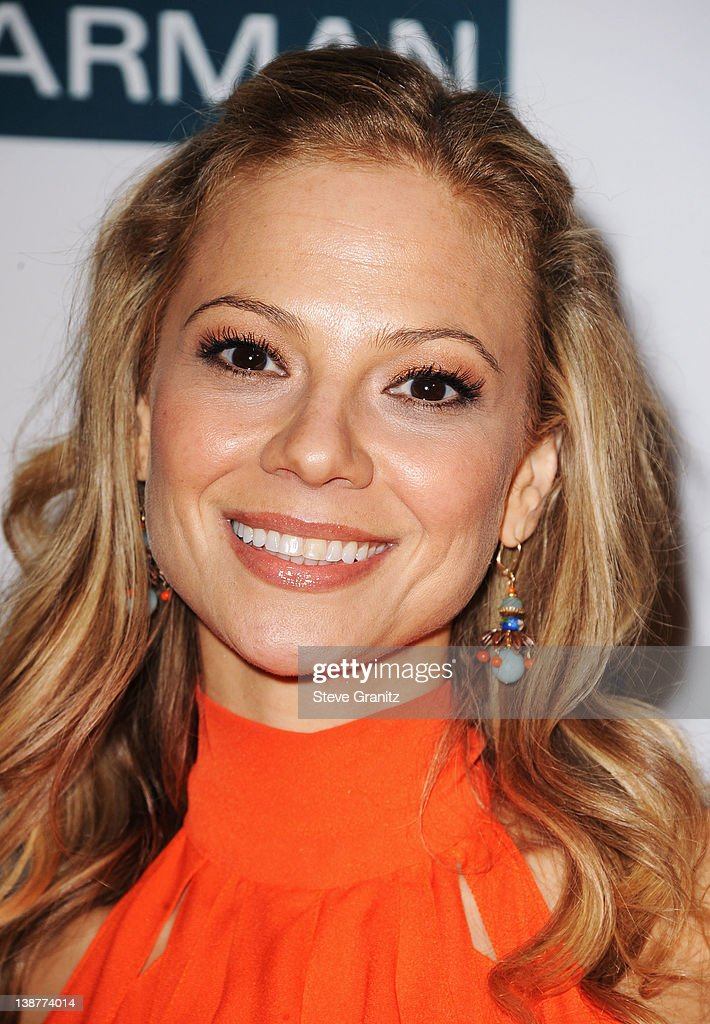 Actress Tamara Braun arrives at Clive Davis and The Recording Academy's 2012 Pre-GRAMMY Gala and Salute to Industry Icons Honoring Richard Branson at The Beverly Hilton hotel on February 11, 2012 in Beverly Hills, California.