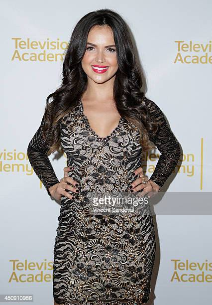 Actress Tamara Duarte attends the Television Academy Daytime Emmy Nominee reception at The London West Hollywood on June 19 2014 in West Hollywood...