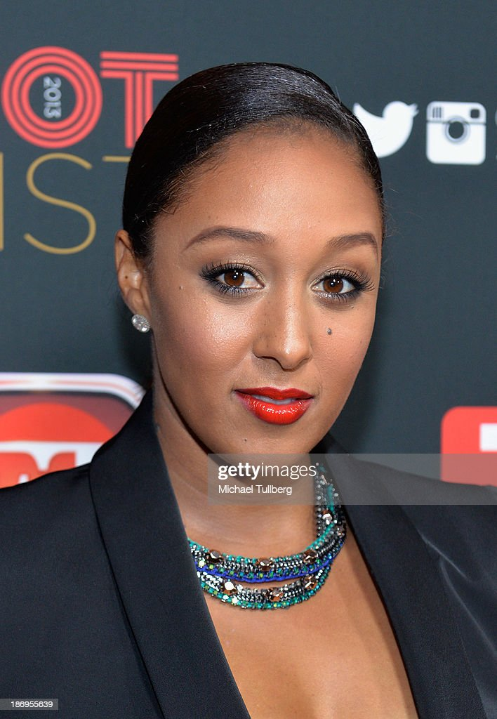 Actress Tamera Mowry attends TV Guide Magazine's Annual Hot List Party at The Emerson Theatre on November 4, 2013 in Hollywood, California.