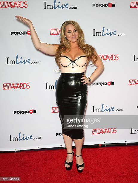 Actress Tami Erin arrives at the 2015 Adult Video News Awards at the Hard Rock Hotel Casino on January 24 2015 in Las Vegas Nevada