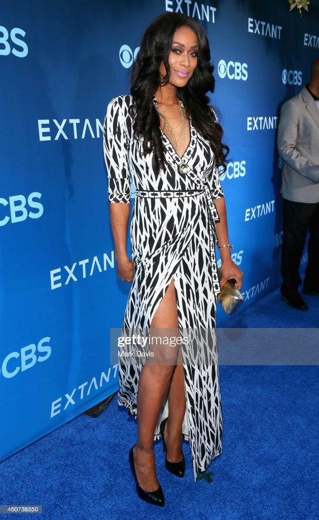 "CBS Television Studios & Amblin Television's ""Extant"" Premiere - Red Carpet"