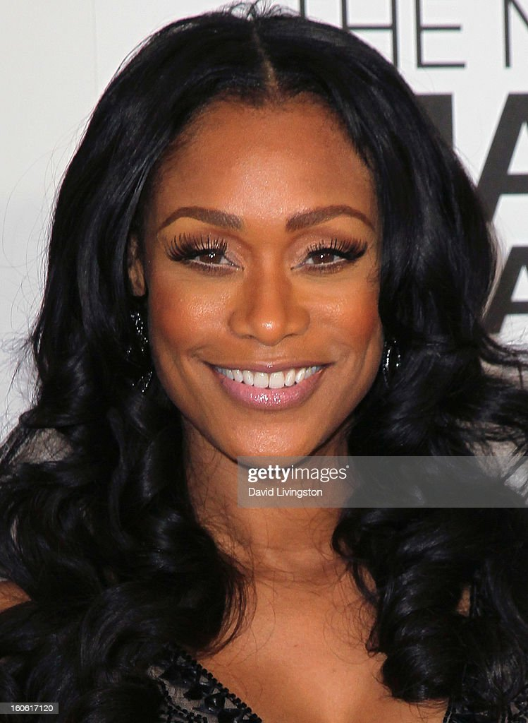 Actress Tami Roman attends the 44th NAACP Image Awards at the Shrine Auditorium on February 1, 2013 in Los Angeles, California.