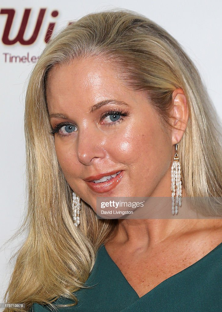 Actress Tammy Barr attends a screening of Integrity Film Production's 'Red Wing' at Harmony Gold Theatre on August 6, 2013 in Los Angeles, California.