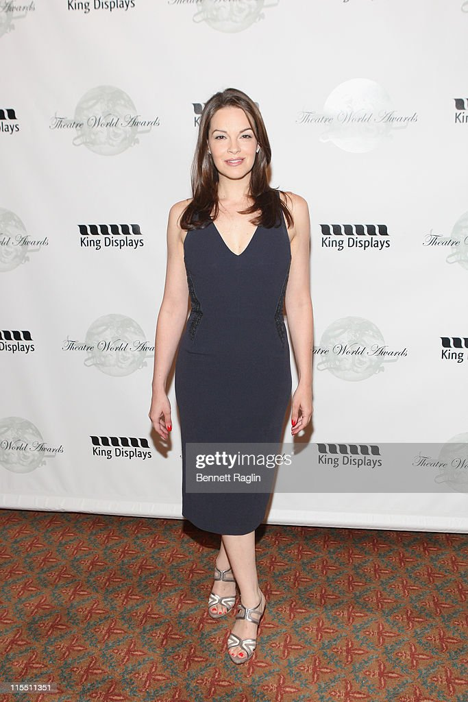 Actress Tammy Blanchard attends the 67th annual Theatre World Awards Ceremony at the August Wilson Theatre on June 7, 2011 in New York City.