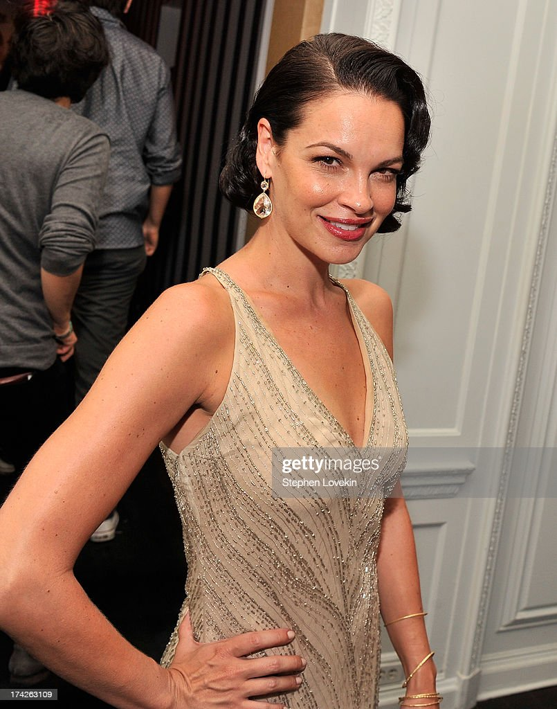 Actress <a gi-track='captionPersonalityLinkClicked' href=/galleries/search?phrase=Tammy+Blanchard&family=editorial&specificpeople=2205106 ng-click='$event.stopPropagation()'>Tammy Blanchard</a> attends the after party for the New York Premiere of 'Blue Jasmine' at Harlow on July 22, 2013 in New York City.