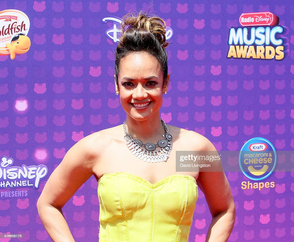 Actress Tammy Townsend attends the 2016 Radio Disney Music Awards at Microsoft Theater on April 30, 2016 in Los Angeles, California.