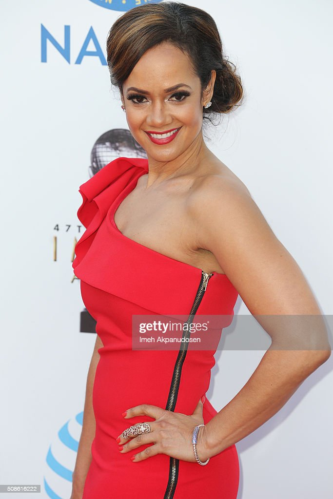 Actress Tammy Townsend attends the 47th NAACP Image Awards presented by TV One at Pasadena Civic Auditorium on February 5, 2016 in Pasadena, California.
