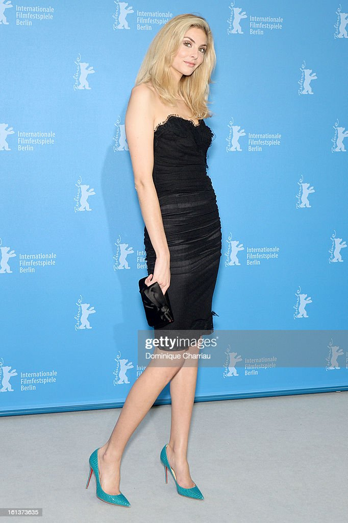 Actress <a gi-track='captionPersonalityLinkClicked' href=/galleries/search?phrase=Tamsin+Egerton&family=editorial&specificpeople=2118936 ng-click='$event.stopPropagation()'>Tamsin Egerton</a> attends 'The Look Of Love' Photocall during the 63rd Berlinale International Film Festival at Grand Hyatt Hotel on February 10, 2013 in Berlin, Germany.