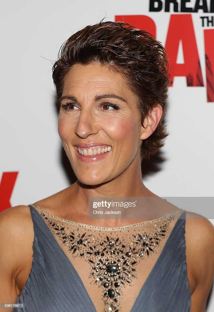 Actress <a gi-track='captionPersonalityLinkClicked' href=/galleries/search?phrase=Tamsin+Greig&family=editorial&specificpeople=814015 ng-click='$event.stopPropagation()'>Tamsin Greig</a> attend the UK Gala Screening of 'Breaking the Bank' at Empire Leicester Square on May 31, 2016 in London, England.