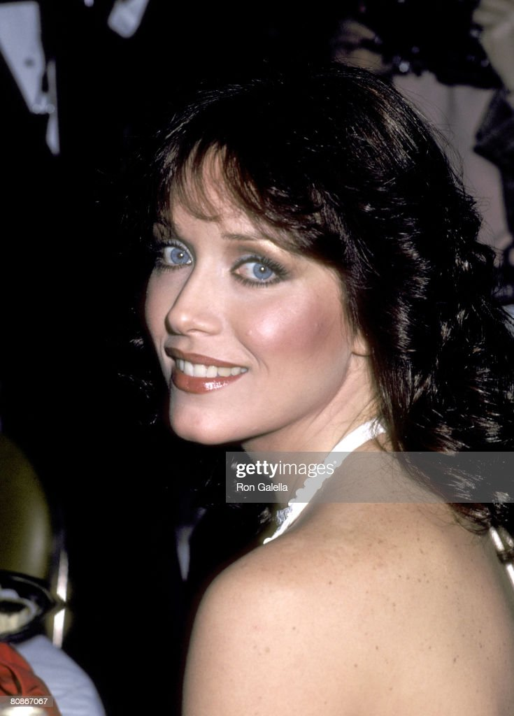 Actress Tanya Roberts attends the 21st Annual International Broadcasting Awards on March 3, 1981 at Century Plaza Hotel in Los Angeles, California.