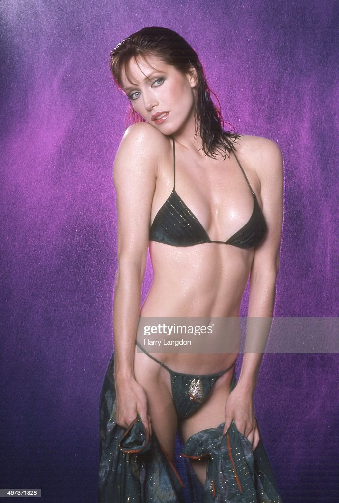 Actress tanya roberts poses for a portrait in 1980 in los angeles