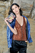 actress Tao Okamoto attends the Louis Vuitton Cruise 2016 Resort Collection shown at a private residence on May 6 2015 in Palm Springs California