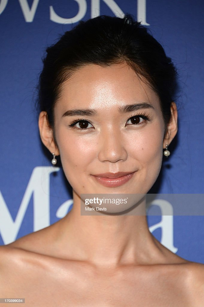 Actress Tao Okamoto attends Women In Film's 2013 Crystal + Lucy Awards at The Beverly Hilton Hotel on June 12, 2013 in Beverly Hills, California.