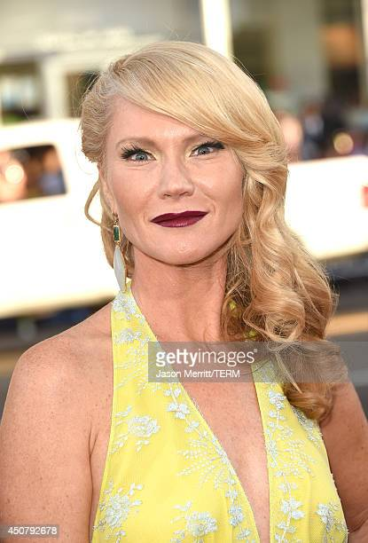 Actress Tara Buck attends the premiere of HBO's 'True Blood' season 7 and final season at TCL Chinese Theatre on June 17 2014 in Hollywood California
