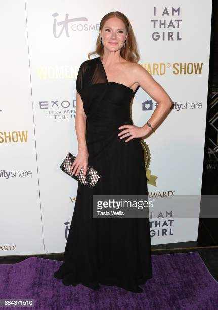 Actress Tara Buck attends the Women's Choice Award Show at Avalon Hollywood on May 17 2017 in Los Angeles California