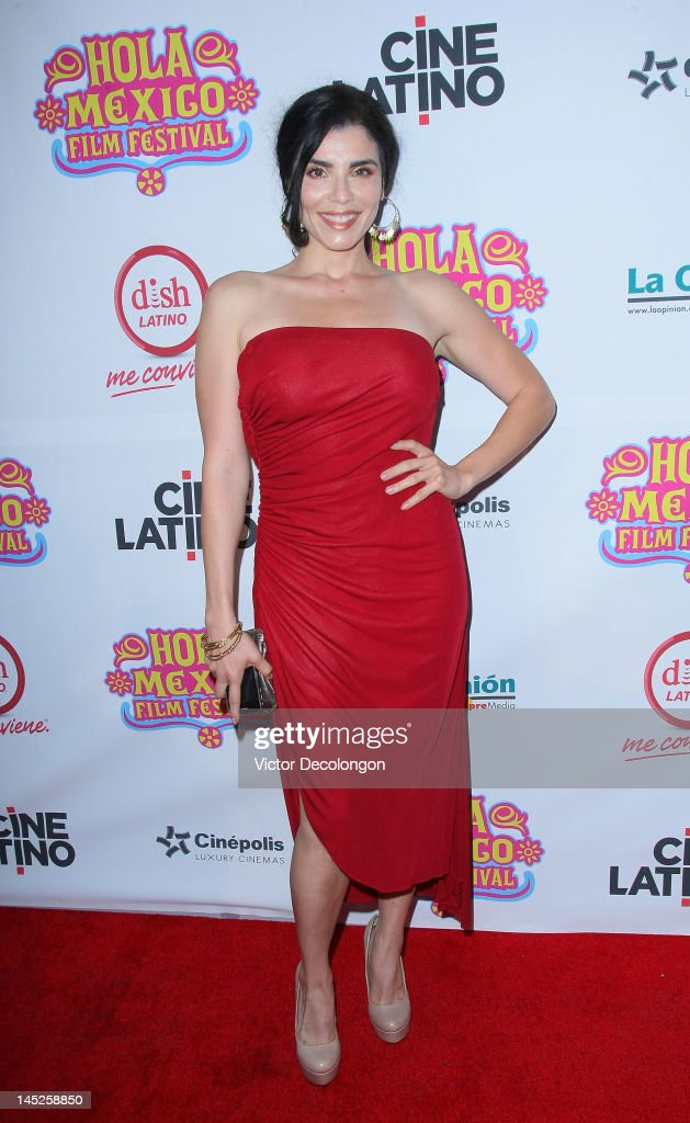 Actress Tara Crespo arrives for the 2012 Hola Mexico Film Festival Opening Night at The Ricardo Montalban Theatre on May 24, 2012 in Hollywood, California.