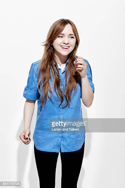 Actress Tara Lynne Barr of 'Casual' is photographed for Entertainment Weekly Magazine at the ATX Television Fesitval on June 10 2016 in Austin Texas