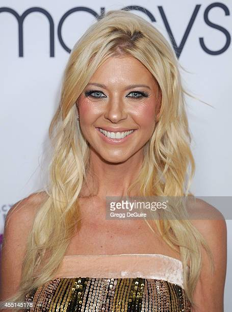 Actress Tara Reid arrives at Macy's Passport Glamorama 'Fashion Rocks' at Create Nightclub on September 9 2014 in Los Angeles California
