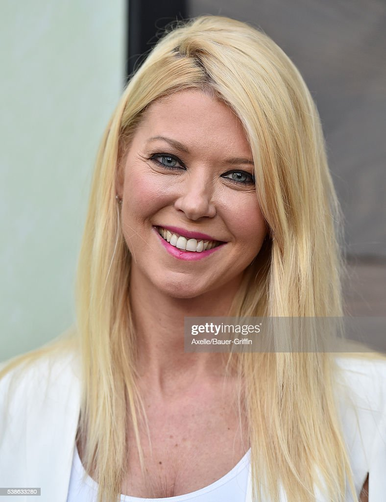 Actress Tara Reid arrives at the premiere of Netflix's 'Bloodline' at Landmark Regent on May 24, 2016 in Los Angeles, California.