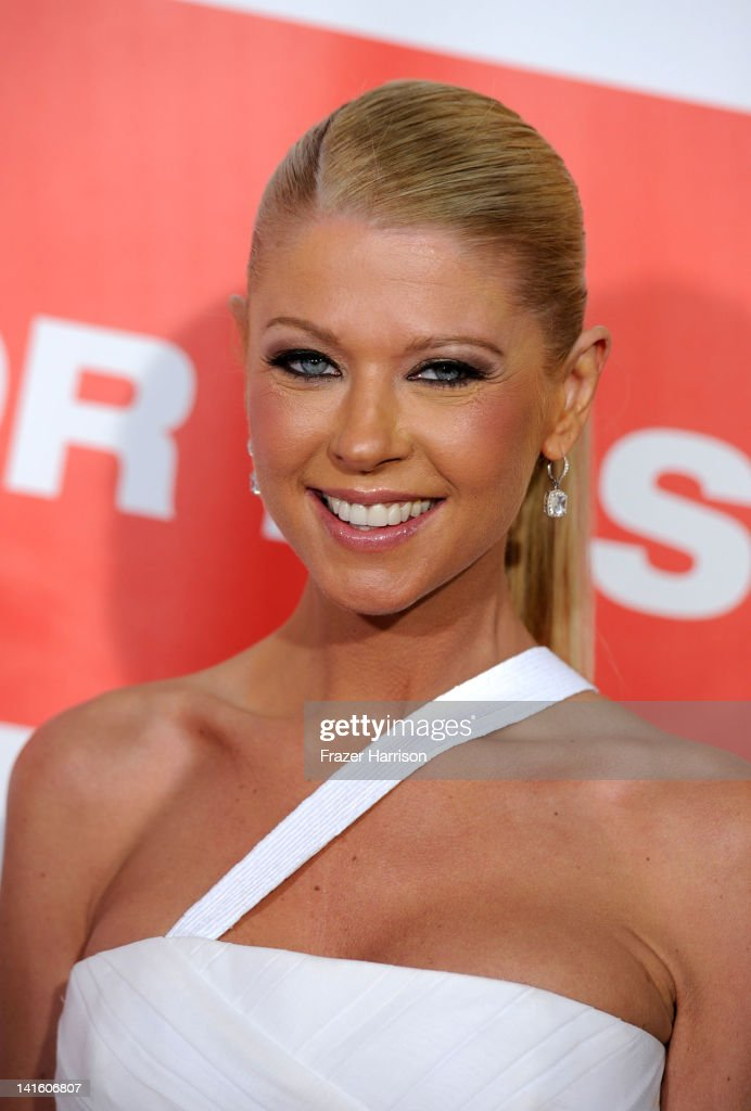 Actress Tara Reid arrives at the Premiere of Universal Pictures' 'American Reunion' at Grauman's Chinese Theatre on March 19 2012 in Hollywood...