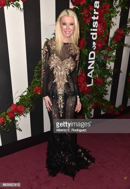 Actress Tara Reid attends the Land of distraction Launch event at Chateau Marmont on November 30 2017 in Los Angeles California