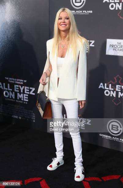 Actress Tara Reid attends the premiere of Lionsgate's 'All Eyez On Me' on June 14 2017 in Los Angeles California