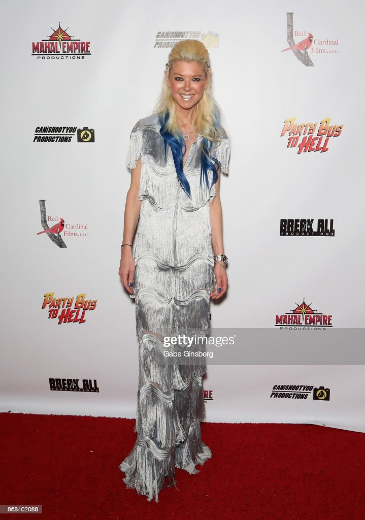 """Party Bus To Hell"" Premiere In Las Vegas"