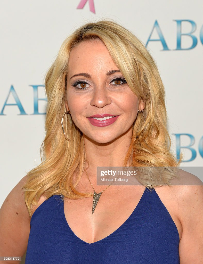 Actress Tara Strong attends the Associates For Breast and Prostate Cancer Studies' annual Mother's Day Luncheon at Four Seasons Hotel Los Angeles at Beverly Hills on May 4, 2016 in Los Angeles, California.