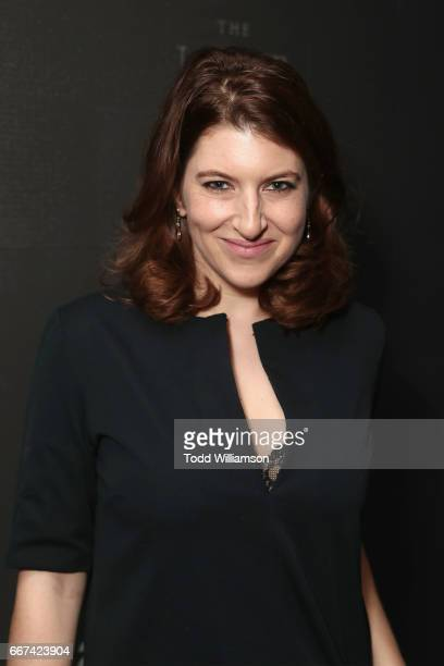 Actress Tara Summers attends the Amazon Studios and Bleecker Street special screening with Explorer's Club of James Gray's THE LOST CITY OF Z on...