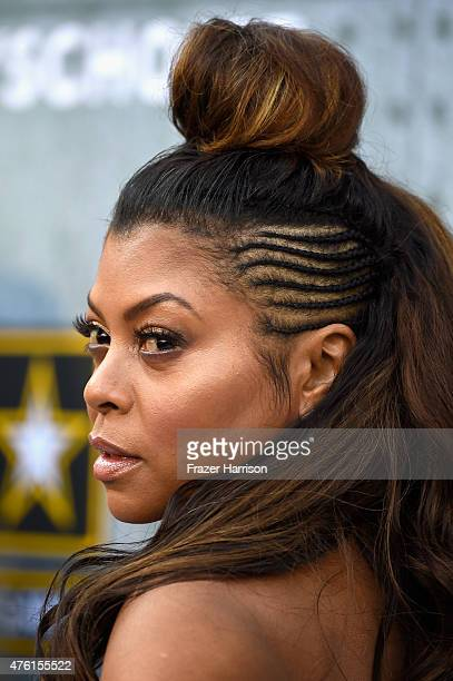 Actress Taraji P Henson attends Spike TV's Guys Choice 2015 at Sony Pictures Studios on June 6 2015 in Culver City California